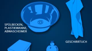 Tipps fürs Abwaschen beim Camping