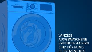 Mikroplastik Waschmaschine