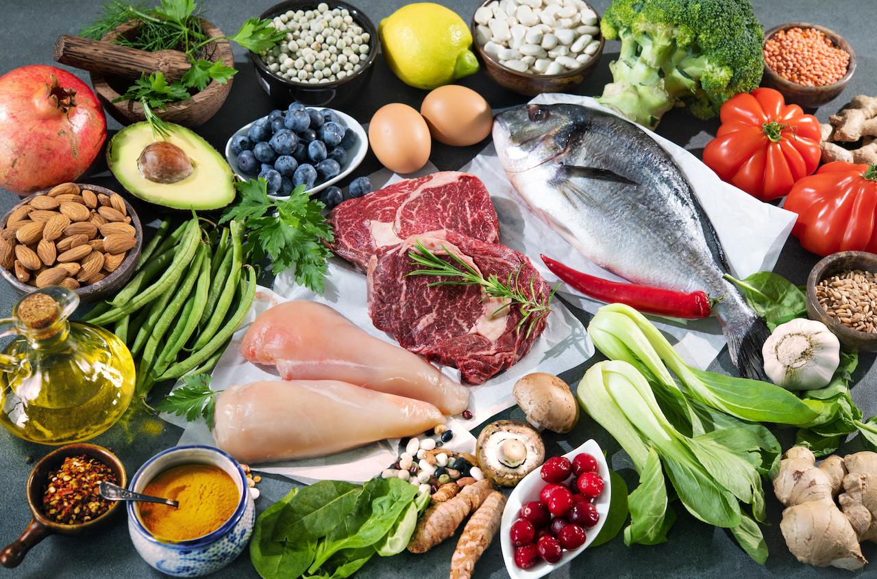 Gesundes Essen. Das ist Du, wenn du hangry wirst, am besten. Gemüse, Obst und gesunde Kohlenhydrate.