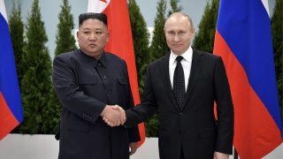 Kim Jong-un Wladimir Putin