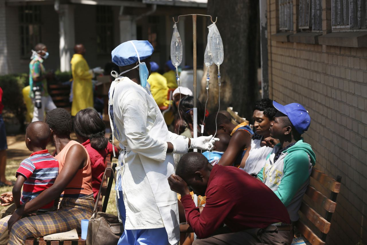Krankenhaus Afrika