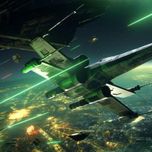 """""""Star Wars: Squadrons"""" - das neue Krieg-der-Sterne-Spiel kommt im Oktober raus"""