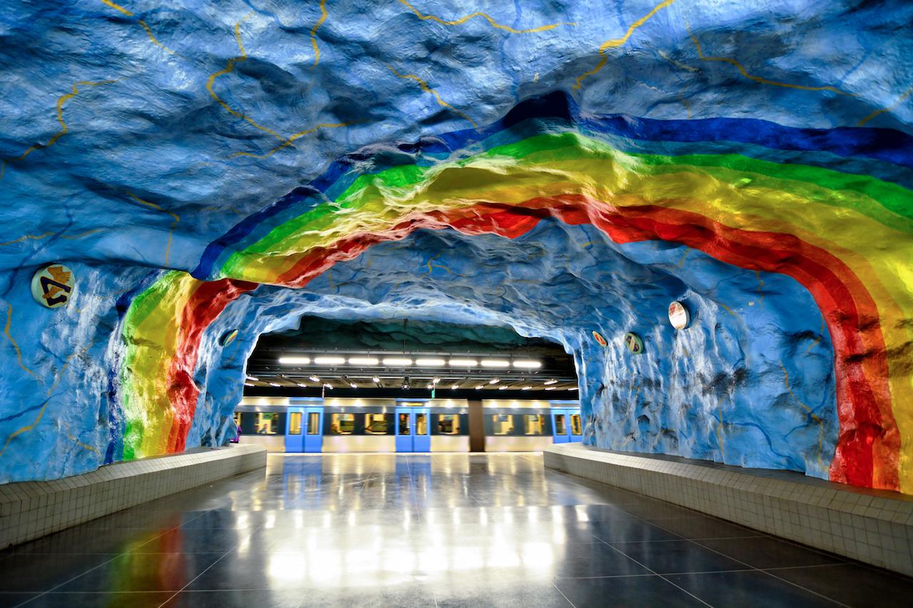 U-Bahn Stockholm