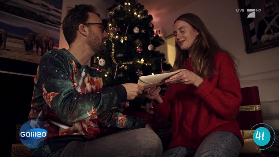 100 Sekunden: Kuriose Weihnachtsfakten