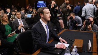 Zuckerberg vor US-Kongress