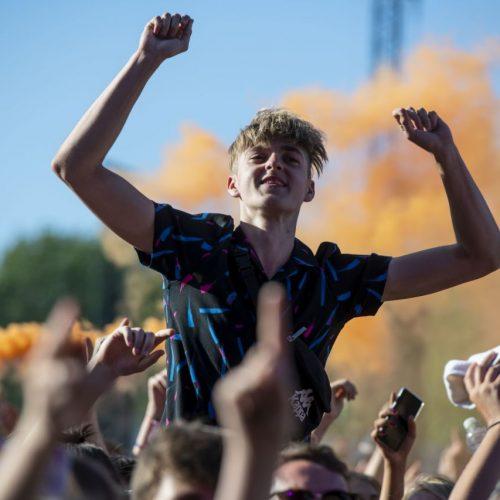 Konzerte sollen in Österreich ab September wieder erlaubt sein