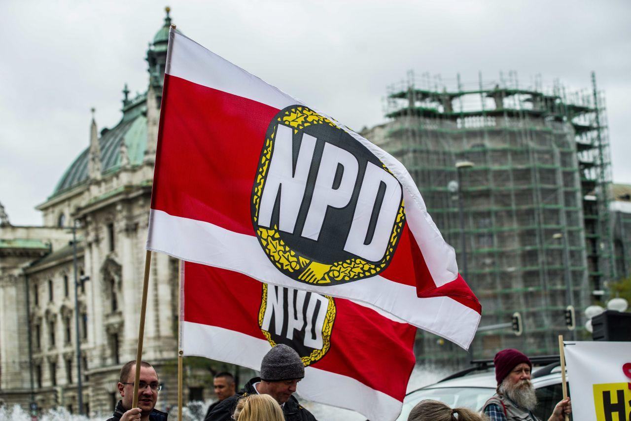 NPD, Verbot, Partei, Nordadler