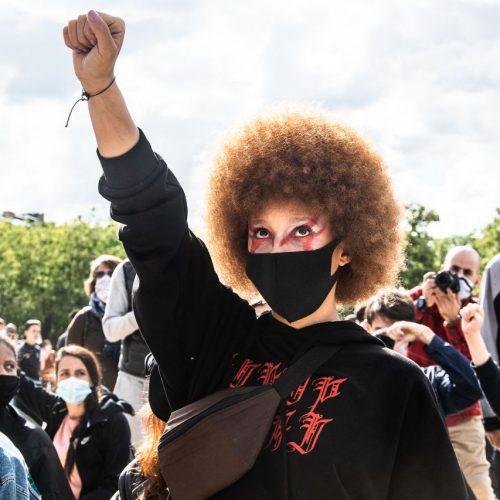 Tausende Demonstranten in London und Paris