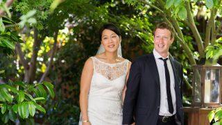 Zuckerberg und Freundin Priscilla Chan