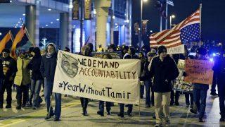 Demonstrationen nach dem Tod des 12-Jährigen Tamir Rice