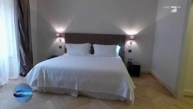 7-Sterne Hotel - Welcher Luxus erwartet uns dort?
