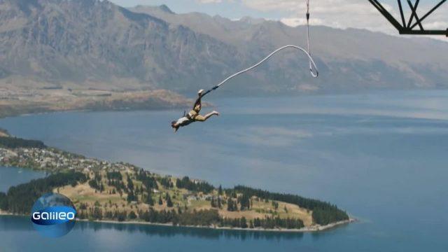 Bungee Jumping - Die Wurzeln des Adrenalinsprungs