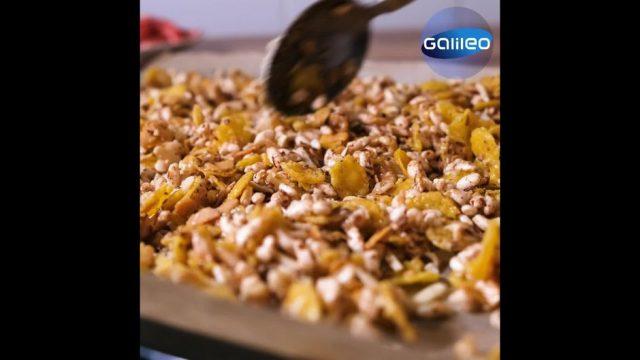DIY: Granola