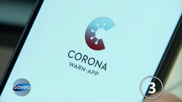 Kampf gegen Corona - jetzt endlich per App!