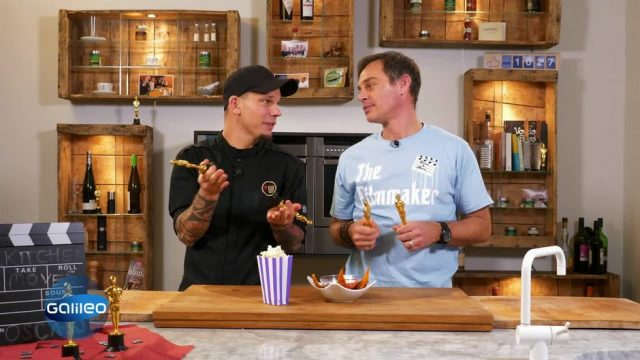 Kitchen Moves Oscar-Edition: Einfache Kino-Snacks