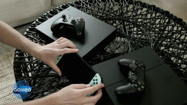 Konsolenbattle: Nintendo, Xbox oder Playstation?