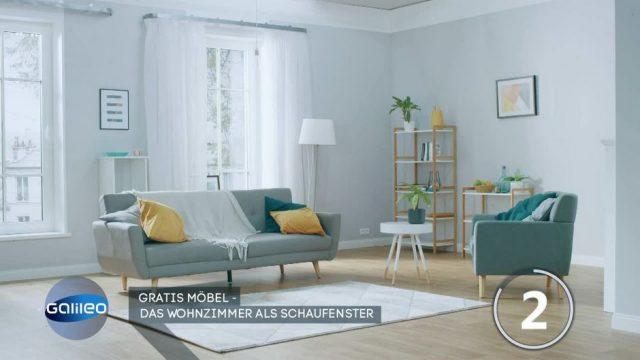 Kostenlose Möbel und Produkte bekommen - so geht's!