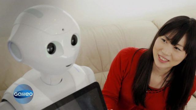 Leben mit Roboter: Praktisch oder hinderlich?