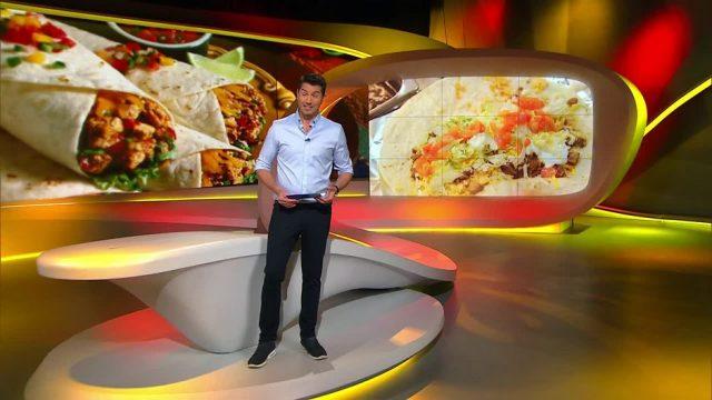 Mittwoch: Der Ur-Burrito