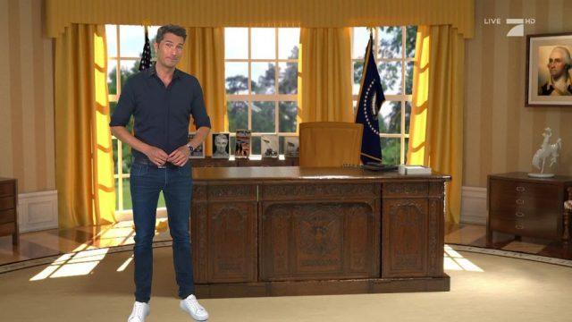 Montag: 5 Geheimnisse rund ums Oval Office