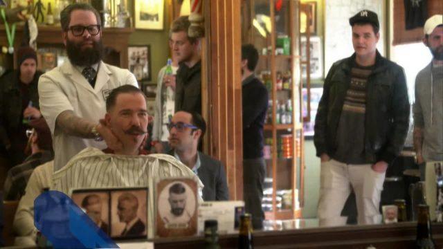 Montag: Der coolste Barber-Shop Europas