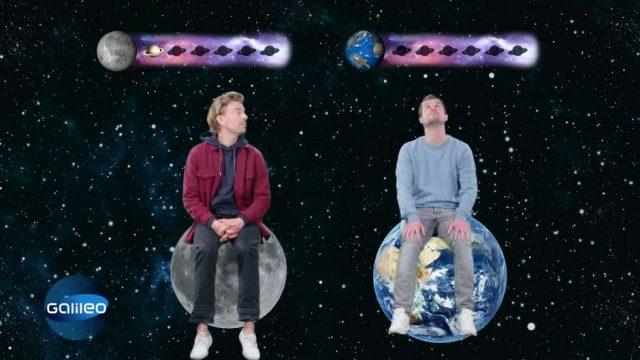 Quiz: Fragen rund ums Thema Weltraum