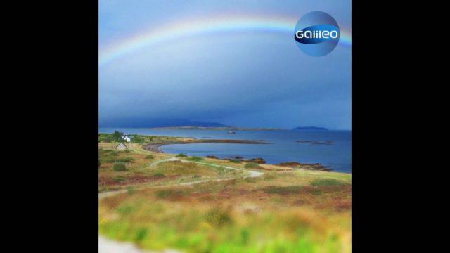 Regenbogen: Wie sie entstehen