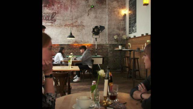 Restaurantbesuch während Corona - 10s