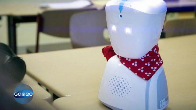 Schulavatar: Wie ein Mini-Roboter das Leben einer Schülerin verändert