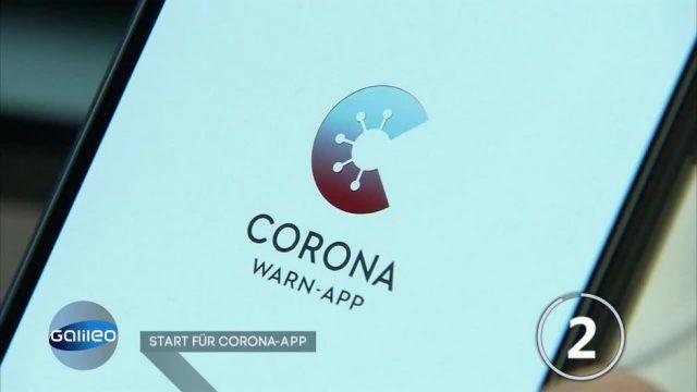 Start für die Corona-App?