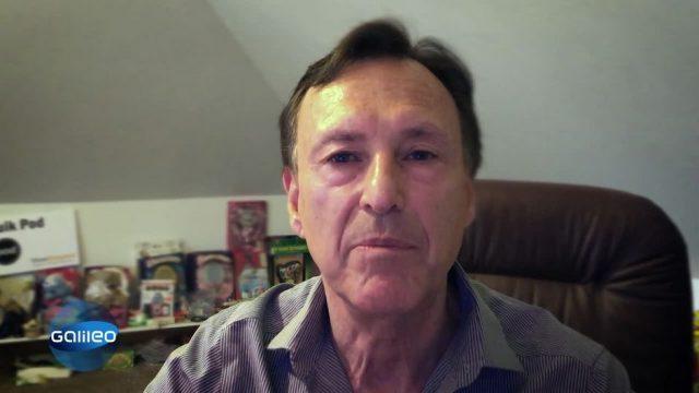Wayne Fromm - Der Erfinder des Selfiesticks