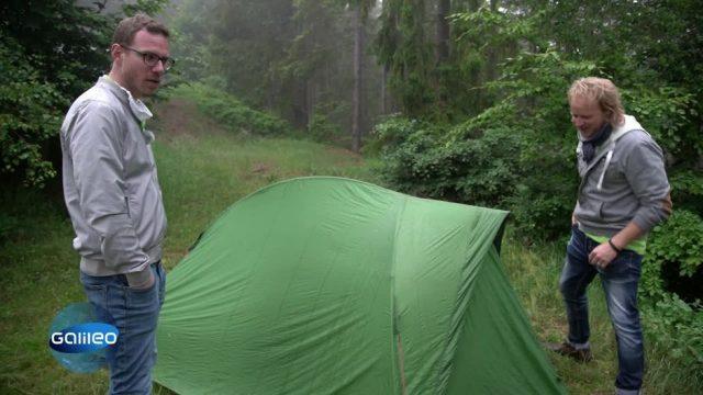 Wie hart ist die Arbeit als Platzwart auf einem Campingplatz?