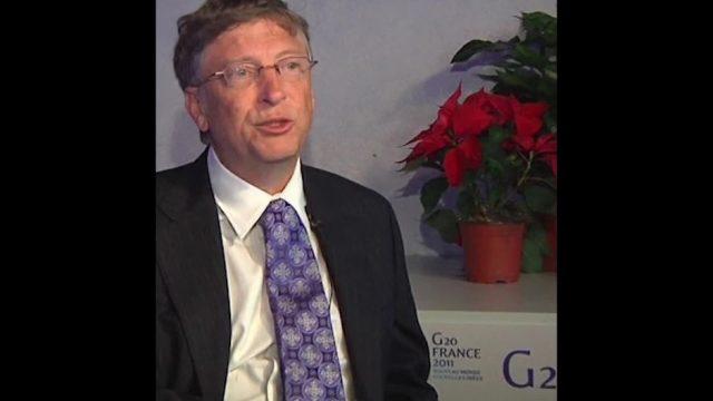 Wie tickt eigentlich Bill Gates? - 10s