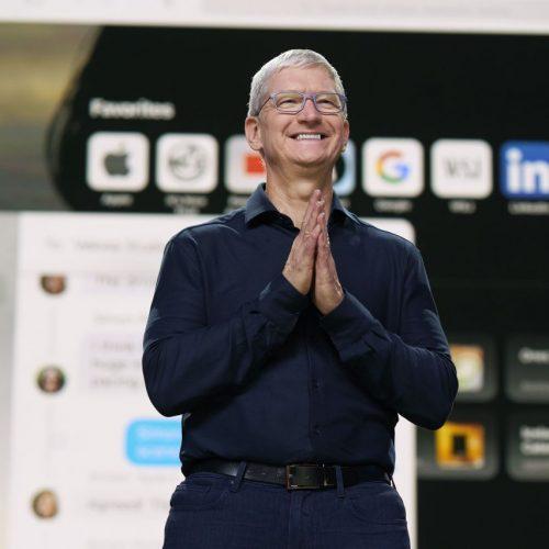 Apple hält seine Entwicklerkonferenz WWDC wegen der Corona-Krise erstmals als Online-Event ab. Bei der jährlichen Veranstaltung gibt es traditionell erste Informationen zur künftigen Software der iPhones, iPads, Apple Watches und MacBooks.