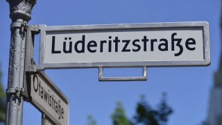 Lüderitzstraße