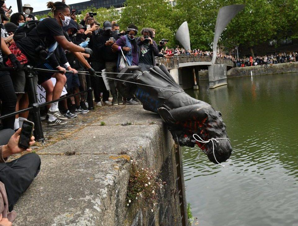 Statuen stürzen: Was dafür und was dagegen spricht