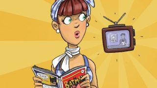 Geschichte der Comics: 1950er Jahre