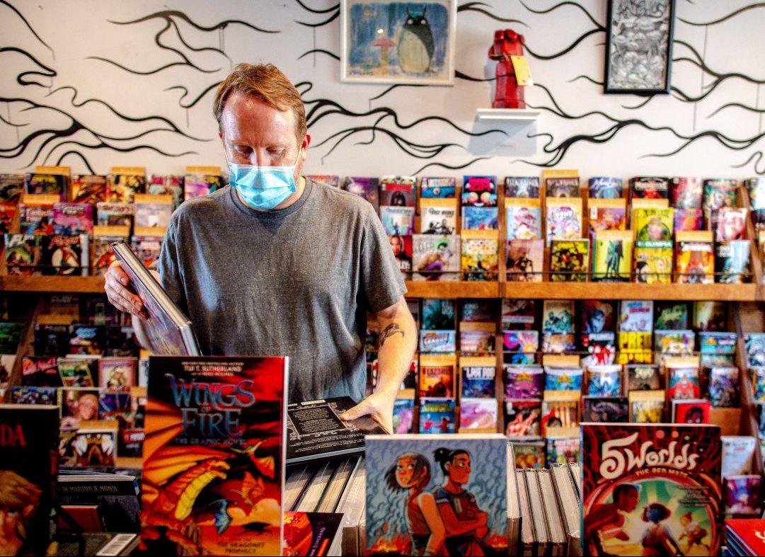 Comicbuchladen