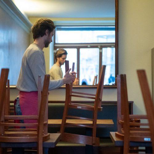 Viele Studenten hat die Corona-Krise auch in eine finanzielle Krise gestürzt. Nebenjobs, wie in der Gastronomie fielen weg.