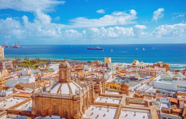 Alltstadt von Gran Canaria