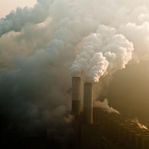 CO2, Kraftwerk, Fabrik
