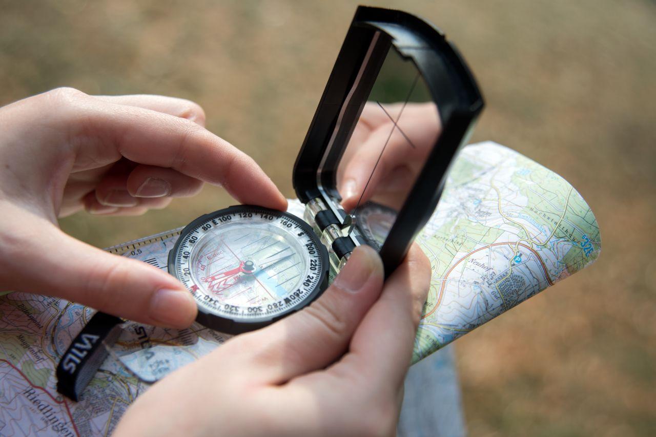 Kompass Karte
