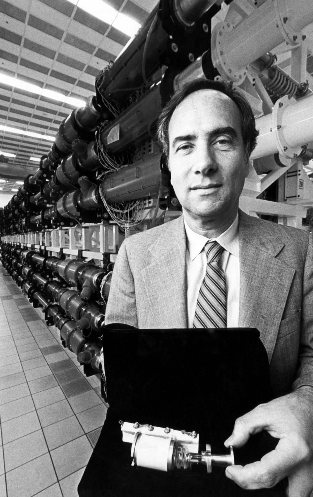 Theodore Maiman: Erfinder des Lasers