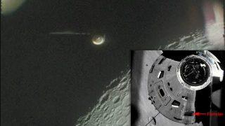 Kamerahalterung von Apollo 16