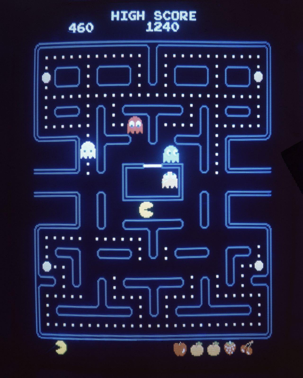 Geister Pac Man