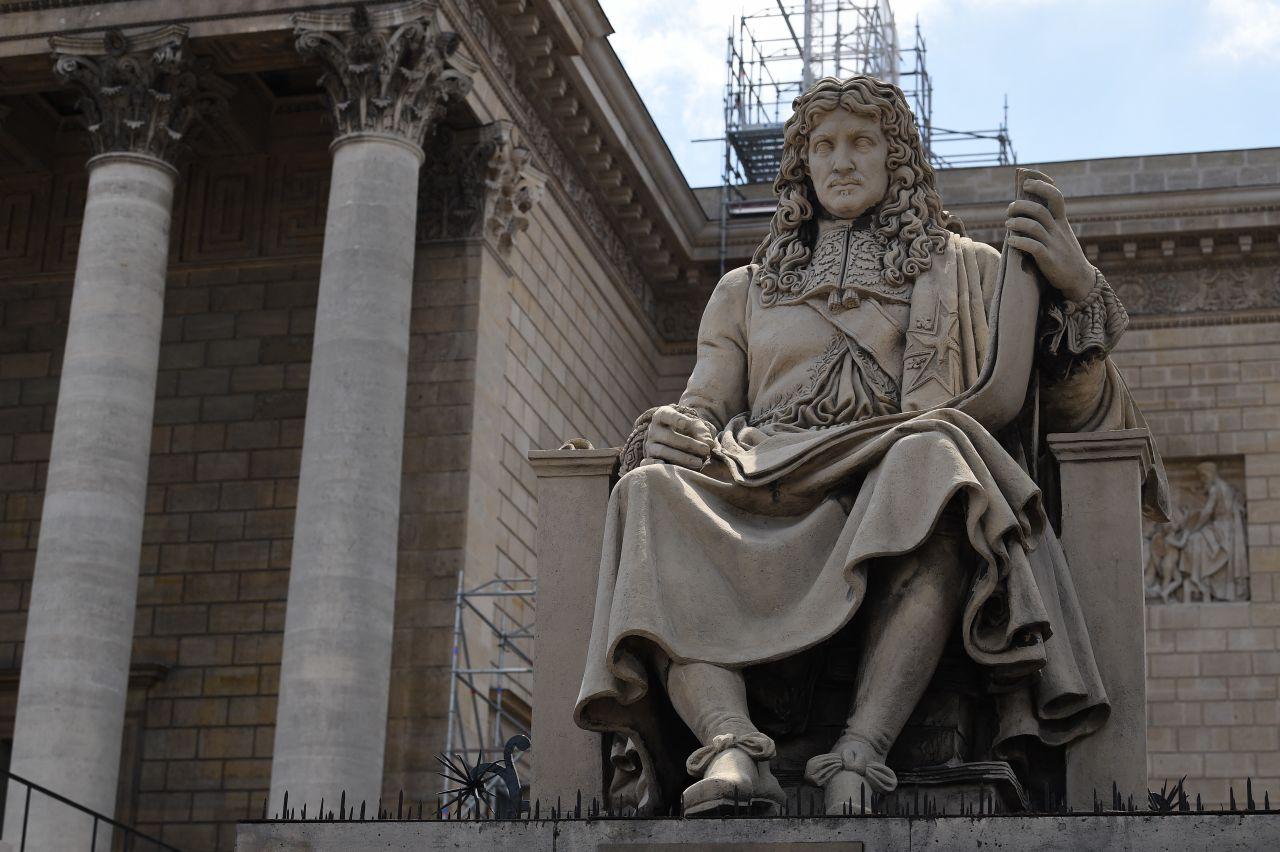 Paris Jean Baptiste Colbert