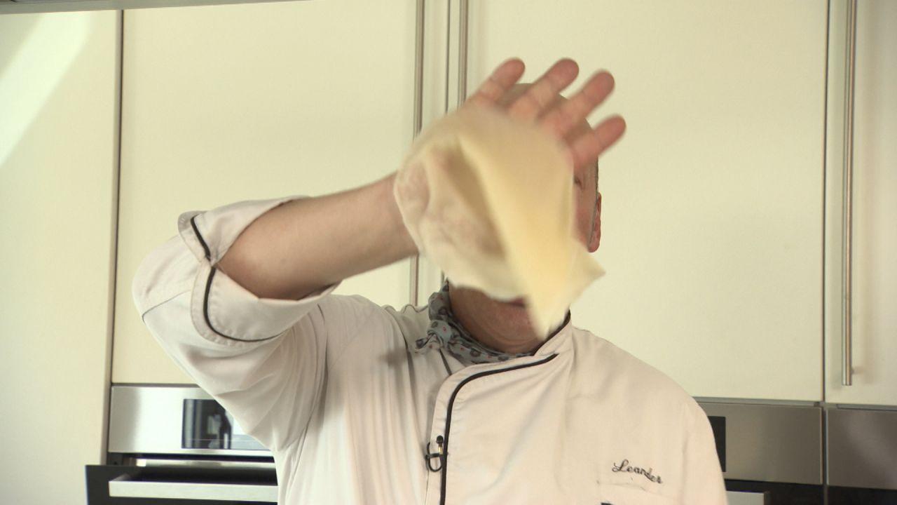 Verrückte DIY-Eis-Trends: Frühlingsrollen, Burrito und Bubble-Tea