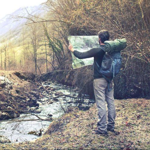 Survival Wandern
