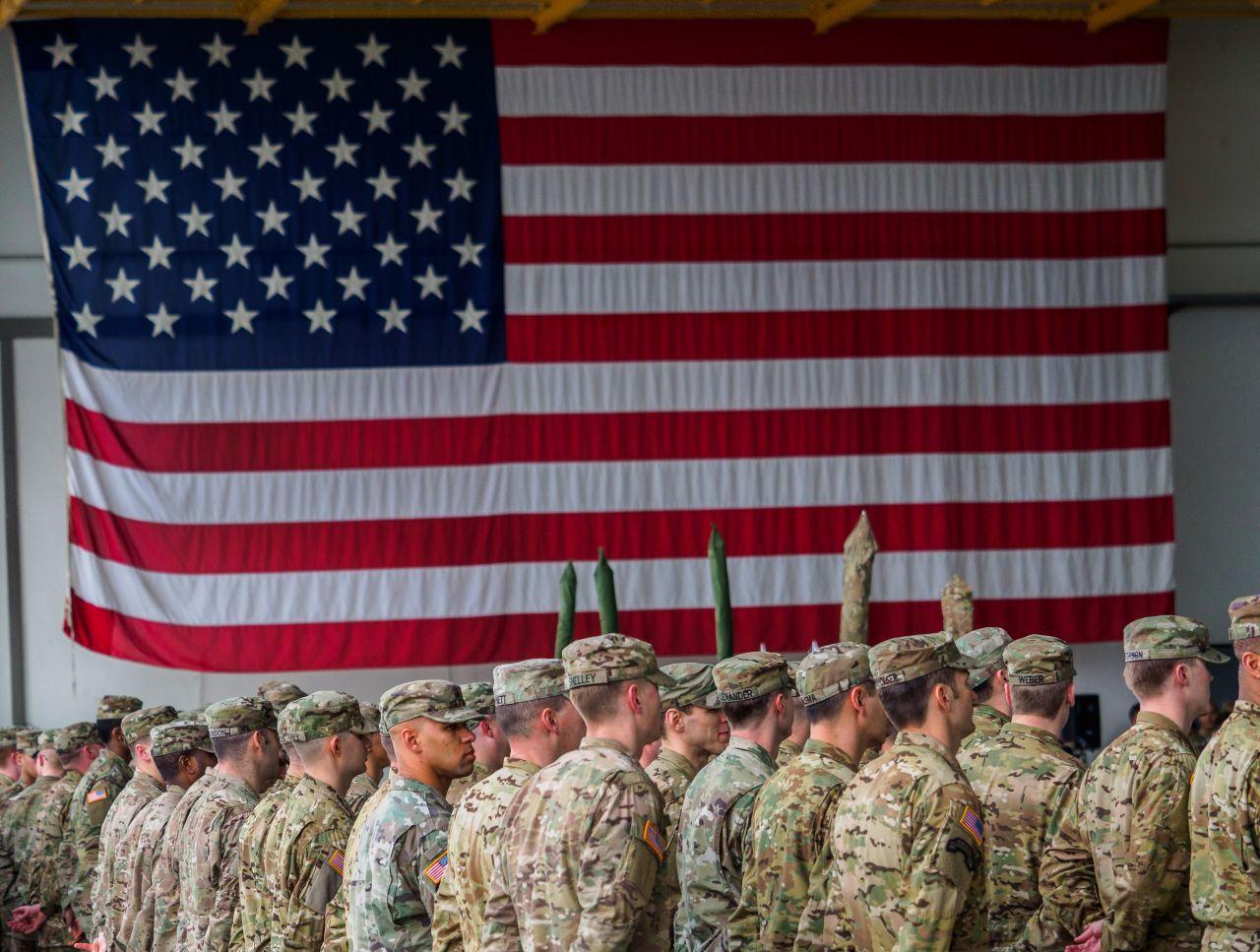 US-Soldaten in Deutschland
