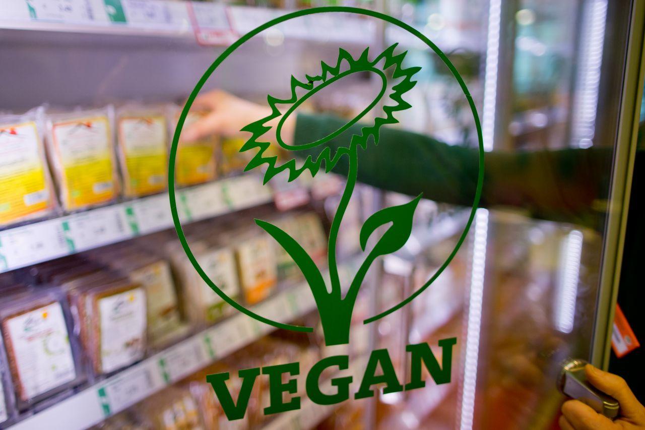 Vegane Lebensmittel im Discounter